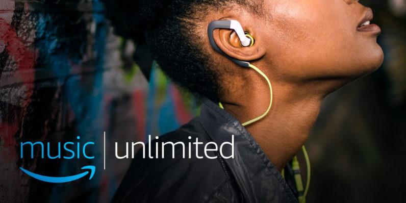 vAmazon desafía a Apple y Spotify con un nuevo servicio de reproducción de música