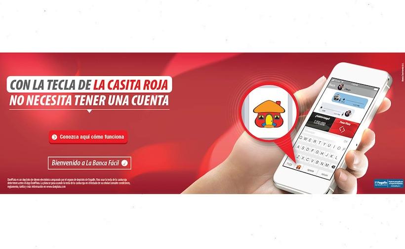 Davivienda revoluciona el lugar adecuado: la banca virtual