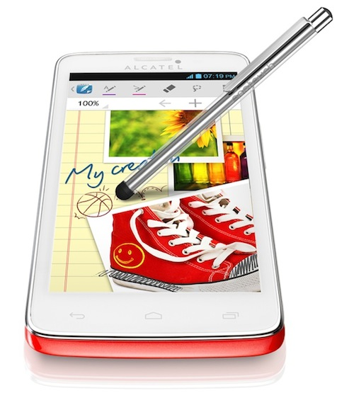 alcatel g pop scribe easy 3