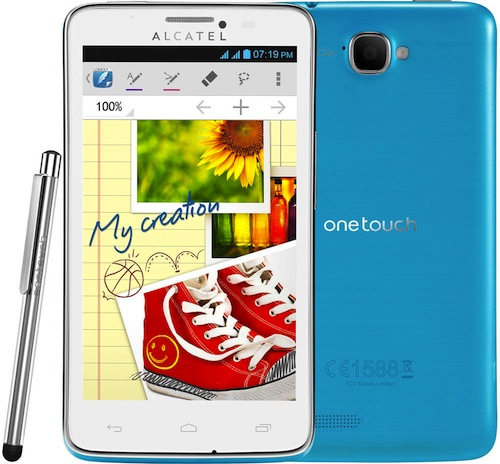 alcatel g pop scribe easy 5