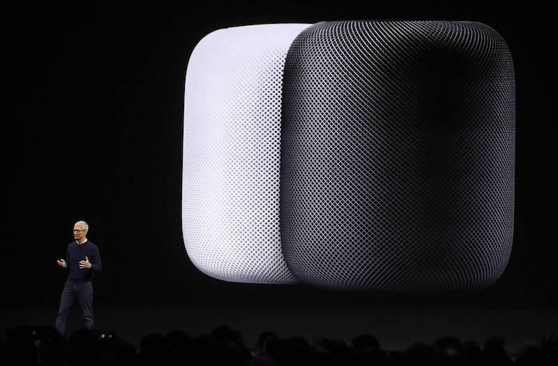 Apple retrasa el lanzamiento del homepod hasta 2018