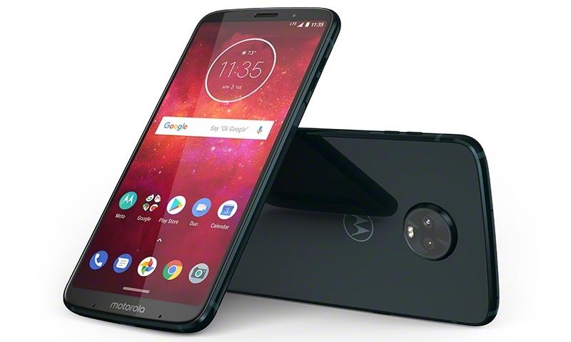 Motorola lanza el nuevo Moto Z3 Play en Colombia