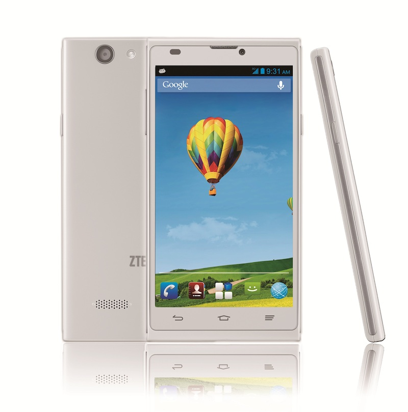 NATIVE: zte blade s6 edge can find the