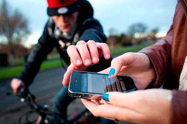 Así bloquearán celulares robados