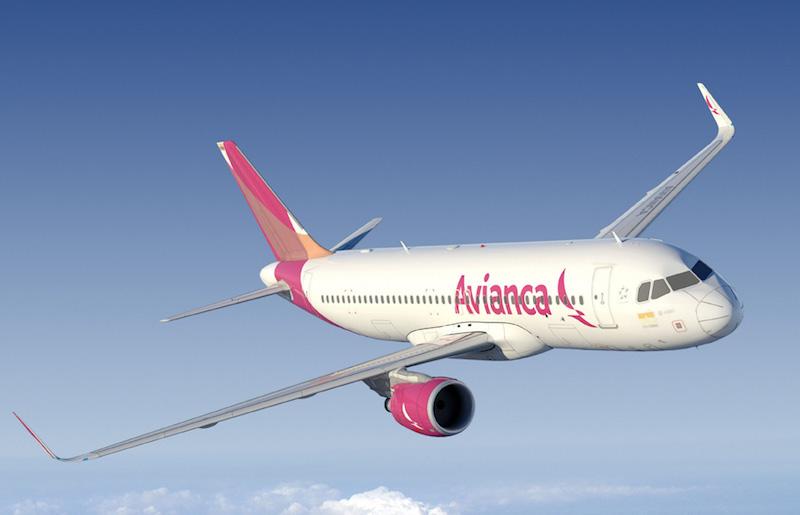 Avianca cerca de iniciar prueba para ofrecer Wi-Fi en sus aviones
