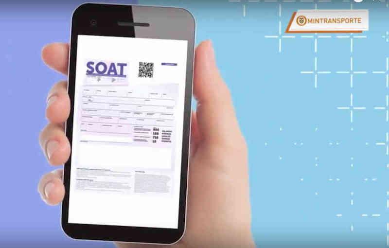 El SOAT ahora será digital