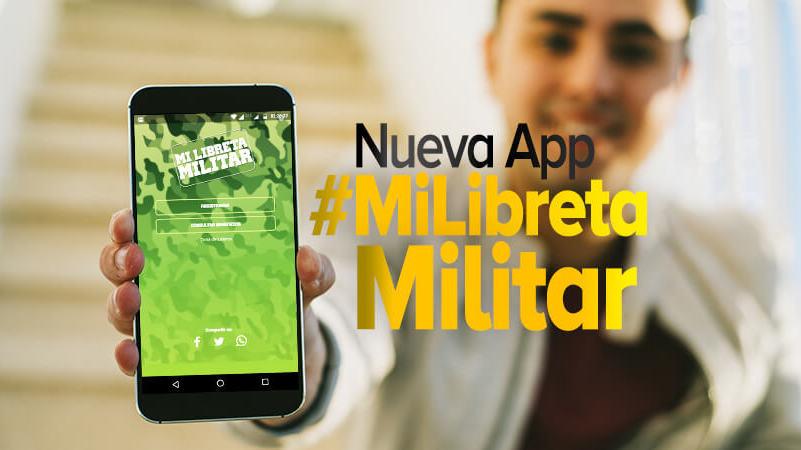 'Mi Tarjeta Militar', la nueva app del ejercito de Colombia
