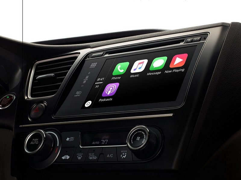 Mazda confirma compatibilidad con Android Auto y CarPlay de Apple