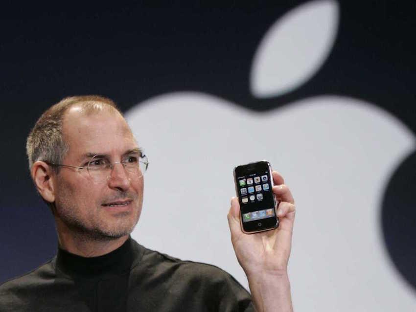 La historia secreta detrás de la creación del primer iPhone