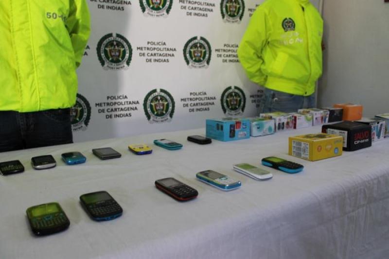 Las multas del código de Policía para combatir el robo de celulares