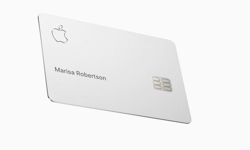 Tim Cook confirmó la salida al mercado de la Apple Card en agosto