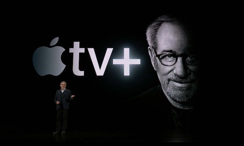 Apple TV+, servicio de 'streaming' de Apple, llega en Noviembre