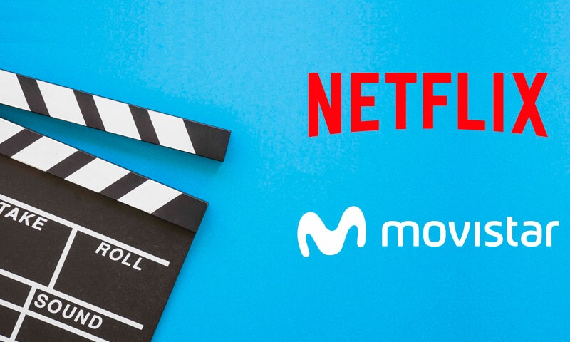 Movistar Colombia, ahora con Netflix en planes Duo y Triple Play