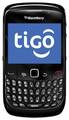 tigo blackberry logo