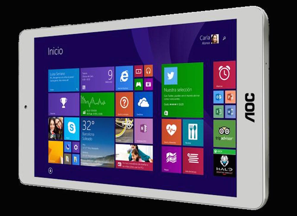 tablet aoc w806 colombia