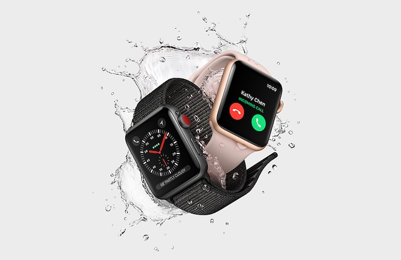 Apple Watch series 3 llega a Colombia