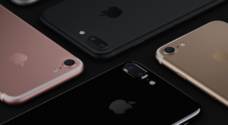 Características técnicas del iPhone 7 y el iPhone 7 Plus