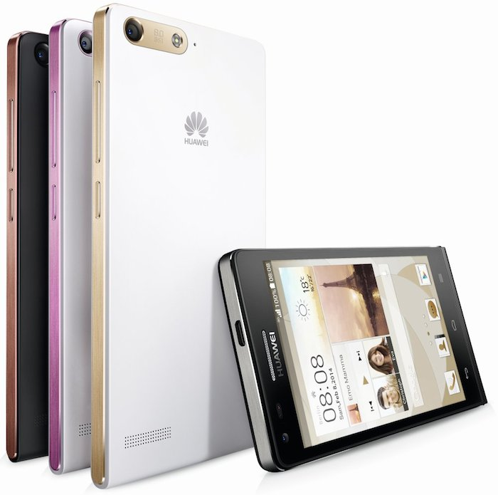 4d7f55dd34b Huawei Ascend P7 llega a Colombia. Precios y características ...