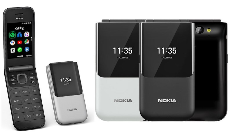 En IFA 2019, Nokia revive los feature phones. A la espera de su llegada a Colombia