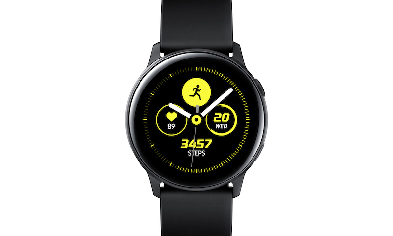 Samsung Galaxy Watch Active llega a Colombia. Características