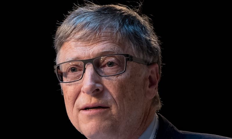 Bill Gates confiesa 'el mayor error' de su carrera