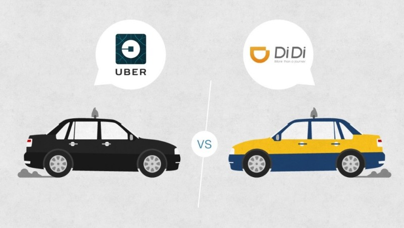 Uber se fusiona en China con su principal rival local, Didi