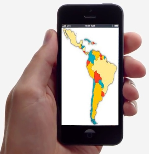 iphone america latina